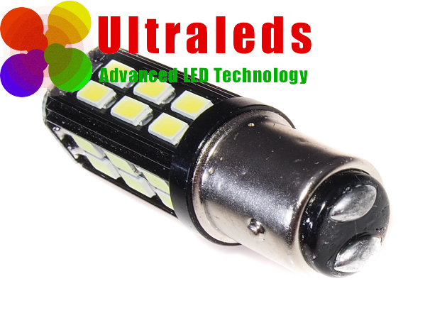 Żarówka P21W/5W Bay15d diody 30 x 5630 LED DRL
